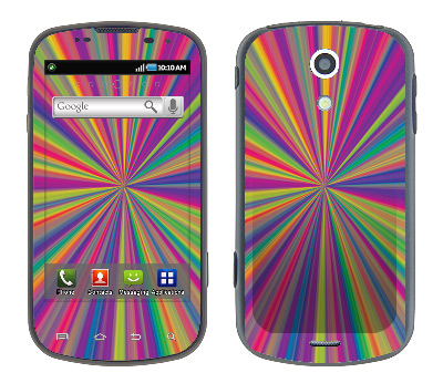 Samsung Epic Skin :: Color Blast