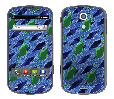 Samsung Epic Skin :: Diamond Craze