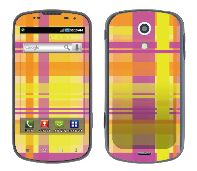 Samsung Epic Skin :: Sun Kissed Plaid