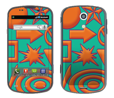 Samsung Epic Skin :: Shape Up