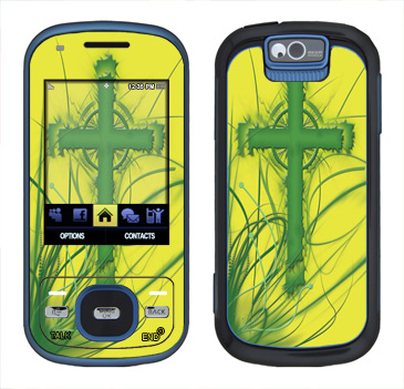 Samsung Exclaim Skin :: Christian 2