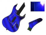Guitar Hero 3 Les Paul Guitar for the PS2 Skin :: Blue Chrome