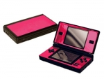 Nintendo DS Lite Skin :: Pink Chrome