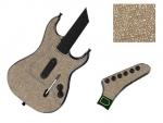 Guitar Hero 3 Les Paul Guitar for the PS2 Skin :: Brushed Silver