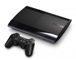 Sony PlayStation 3 Super Slim Skin :: Carbon Fiber