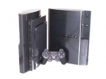 Sony PlayStation 3 Skin :: Carbon Fiber