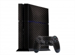 Sony PlayStation 4 Skin :: Carbon Fiber