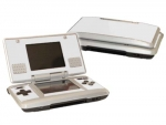 Nintendo DS Skin :: White