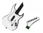 Guitar Hero 3 Les Paul Guitar for the PS2 Skin :: White