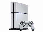 Sony PlayStation 4 Skin :: White