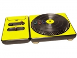 DJ Hero for the PS2, PS3, and 360 Skin :: Yellow