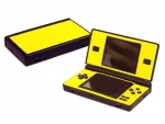 Nintendo DS Lite Skin :: Yellow