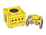 Nintendo GameCube Skin :: Yellow