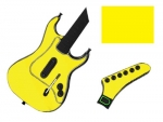Guitar Hero 3 Les Paul Guitar for the PS2 Skin :: Yellow