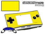 Nintendo Gameboy Micro Skin :: Yellow