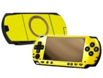 Sony PSP Skin :: Yellow