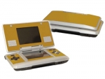 Nintendo DS Skin :: Gold