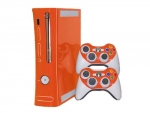 Microsoft Xbox 360 Skin :: Orange