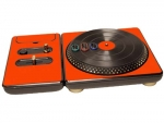 DJ Hero for the PS2, PS3, and 360 Skin :: Orange