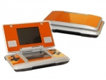 Nintendo DS Skin :: Orange