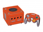 Nintendo GameCube Skin :: Orange