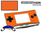 Nintendo Gameboy Micro Skin :: Orange