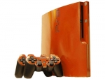 Sony PlayStation 3 Slim Skin :: Orange