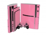Sony PlayStation 3 Skin :: Soft Pink