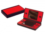 Nintendo DS Lite Skin :: Red
