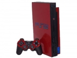 Sony PlayStation 2 Skin :: Burgundy