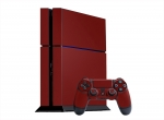 Sony PlayStation 4 Skin :: Burgundy