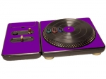DJ Hero for the PS2, PS3, and 360 Skin :: Purple