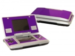 Nintendo DS Skin :: Purple