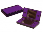 Nintendo DS Lite Skin :: Purple