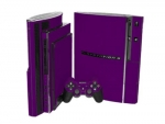 Sony PlayStation 3 Skin :: Purple