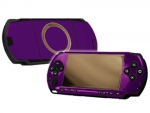 Sony PSP Skin :: Purple