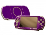Sony PSP 3000 Skin :: Purple
