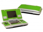 Nintendo DS Skin :: Yellow Green