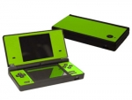 Nintendo DSi Skin :: Yellow Green