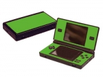 Nintendo DS Lite Skin :: Yellow Green