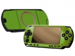 Sony PSP Skin :: Yellow Green