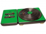 DJ Hero for the PS2, PS3, and 360 Skin :: Green