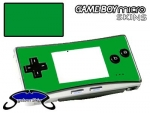 Nintendo Gameboy Micro Skin :: Green