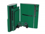 Sony PlayStation 3 Skin :: Green