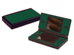 Nintendo DS Lite Skin :: Forest Green