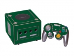Nintendo GameCube Skin :: Forest Green