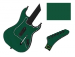 Guitar Hero 3 Les Paul Guitar for the PS2 Skin :: Forest Green