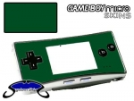 Nintendo Gameboy Micro Skin :: Forest Green