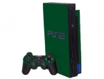 Sony PlayStation 2 Skin :: Forest Green