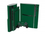 Sony PlayStation 3 Skin :: Forest Green